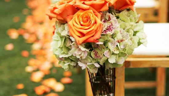 We've Fallen In Love With Fall Weddings!