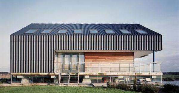 Huis Dijk Jagerjanssen Architecten Bna The Roof And