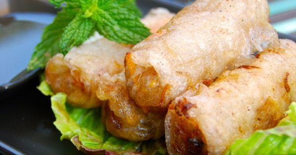 Nems vietnamiens food cuisine and vietnamese food Nems vietnamiens