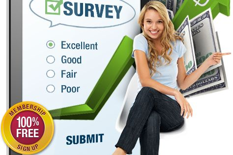 how to get cash from surveys