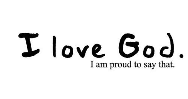 DO YOU LOVE HIM? For God loved the world so much that