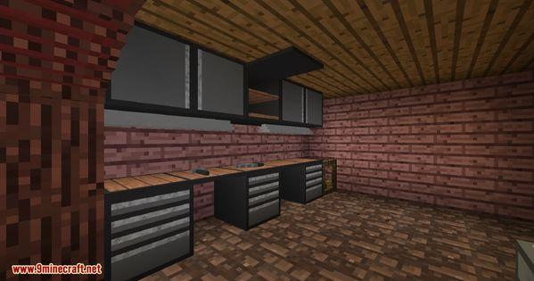Chisels Bits Mod 1 12 2 1 11 2 The Ultimate Building Tool 9minecraft Net Building Custom Floor Custom Windows