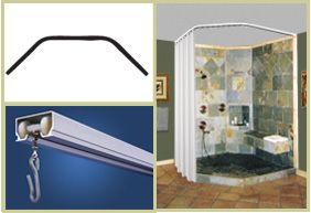 Neo Angle Shower Rod Neo Angle Shower Shower Curtain Rods