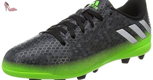 Adidas Messi 16.4 Fxg, Chaussures de Football Mixte Enfant