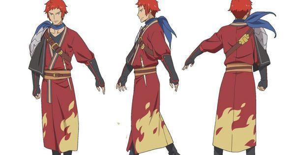 Welf Crozzo Yoshimasa Hosoya From Anime Danmachi Arrow Of The Orion Anime Character Design Danmachi Anime Character Design