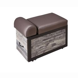 Pedicure Dolly Elora Foot Rest Furniture Dolly Furniture Stores Nyc