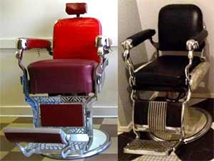 History Of Belmont Barber Chairs Barber Chair Barber Barber