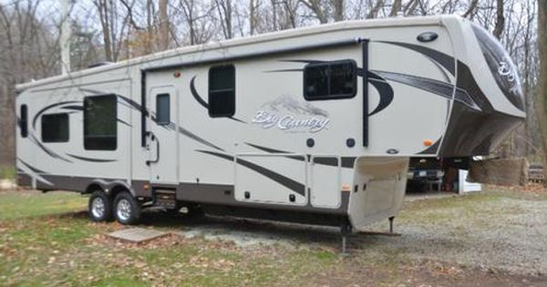 2012 Heartland Rv Big Country 40 Foot Big Country 5th Wheel