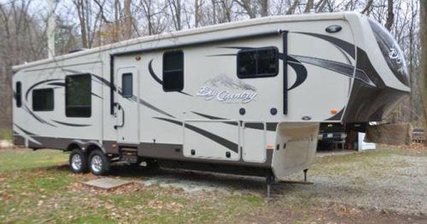 2012  heartland rv big country 40 foot big country 5th wheel travel trailer by heartland model
