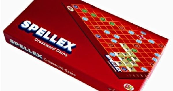 Hakkuna Matatta Shop Online Buy Ekta Spellex Crossword Game Games Board Games Family Games