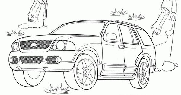 صفحة تلوين سيارات Cars Coloring Pages Best New Cars Coloring Pages