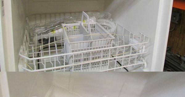 Dishwashers 116023 New Ge Hotpoint Hda2100h50ww Dishwasher
