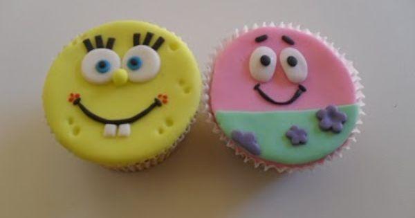 Spongebob cakes recipes