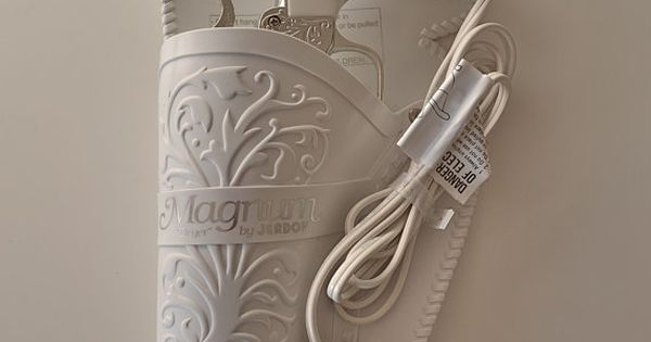 The 357 Magnum Gun Hair Dryer by Jerdon industries 1981. Coolest thing