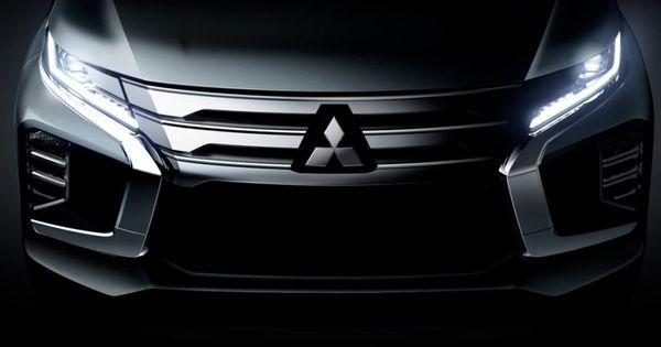 2022 Mitsubishi Triton Redesign Engine Specs In 2020 Mitsubishi Pajero Sport Mitsubishi Pajero Mitsubishi