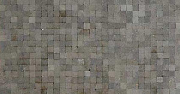 Mini Mesh Lagos Azul Honed Textured Subway Tile Arabesque Mosaic Tiles Tiles