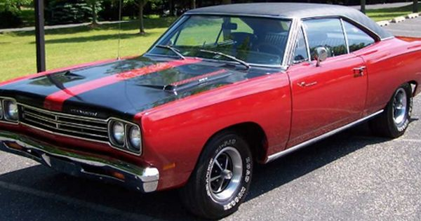 1969 Plymouth Road Runner Plymouth Muscle Cars Classic Cars Muscle