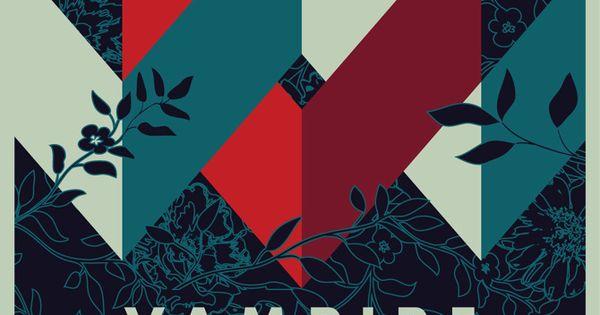 Vampire Weekend - UK 2013 - Aaron Gresham // Creative Director + Brand ...