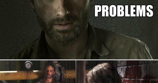 "46 Things You'll Only Find Funny If You Watch ""The Walking Dead"""