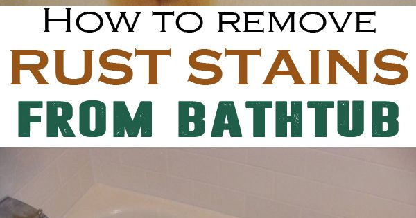 how to remove rust stains from bathtub stains a natural and remove rust stains. Black Bedroom Furniture Sets. Home Design Ideas