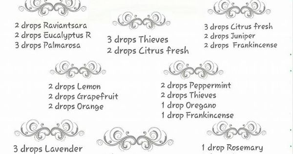 Young Living Essential Oils: Diffuser Blends Recipes Winter www.youngliving.org/ambermoore