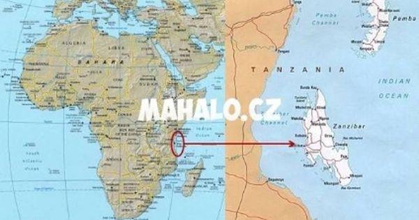 Zakladni Informace O Zanzibaru Obrazky