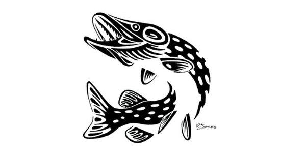celtic salmon tattoo google search tatoos pinterest salmon tattoo celtic and search. Black Bedroom Furniture Sets. Home Design Ideas