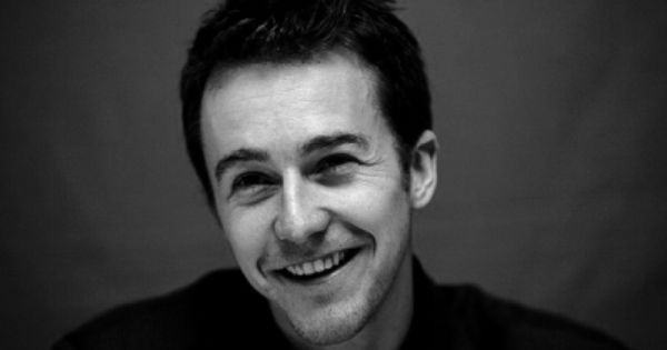 Edward Norton. Just look at that smile.
