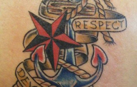 Coast guard tattoo policy coast guard pinterest for Tattoo requirements for national guard