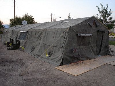 Military tents gear tents tarps rtts improvised for A frame canvas tents for sale