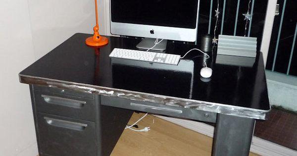 http metal tuto. Black Bedroom Furniture Sets. Home Design Ideas
