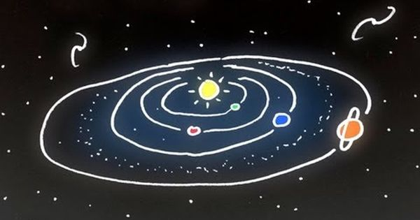 Accidents In The Solar System : Why the solar system can exist if gravity is so stables