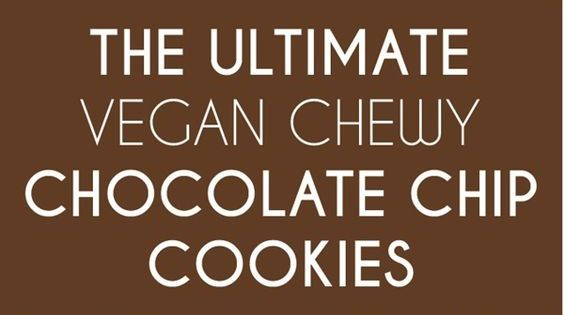 Chocolate chip cookies, Chip cookies and Chocolate chips on Pinterest