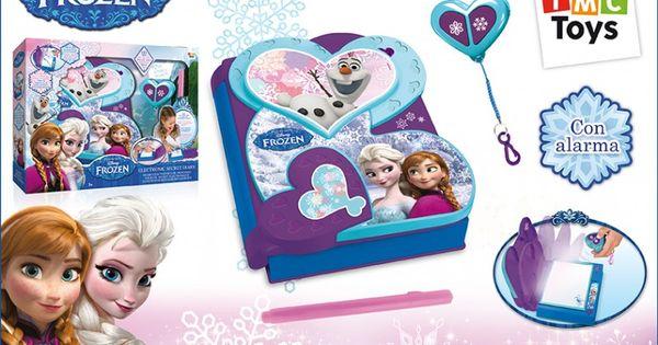 Frozen Diario Secreto Electronico Disney Frozen Disney Frozen Gift Electronic Toys
