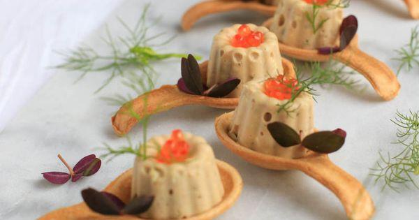 Opskrift på tunmousse på spiselige skeer, www.bydianawi.com   Små retter med stor smag ...