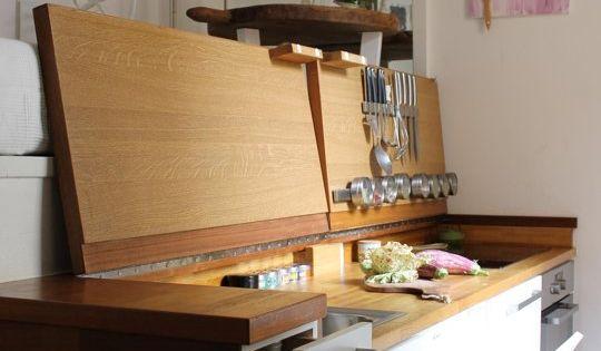 Un piso de menos de 15 metros para el hogar pinterest for Cocinas pisos pequenos