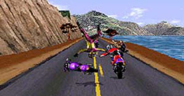 road rash 3d free  full version