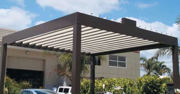 cool idea for patio opening roofs by louvretec digsdigs - Roofing Ideas For Patio