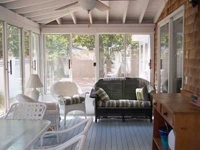 Glass Enclosed Porch House With Porch Glass Porch Enclosed Porches