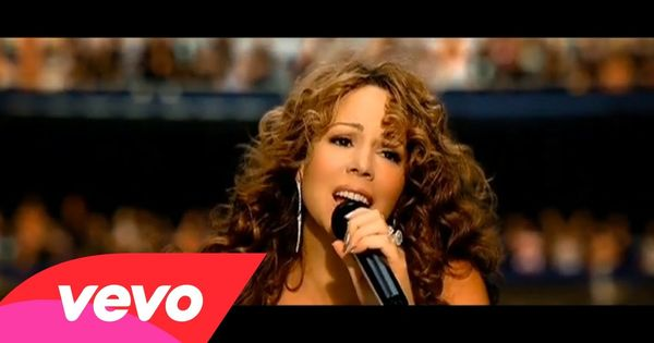 Mariah Carey - I Want To Know What Love Is | Friends ... Mariah Carey Songs