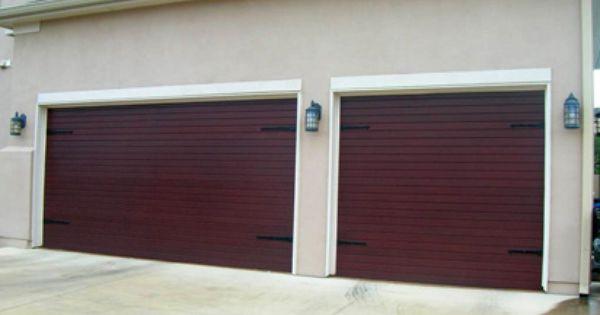 Model 9800 V Groove Wayne Dalton Garage Doors
