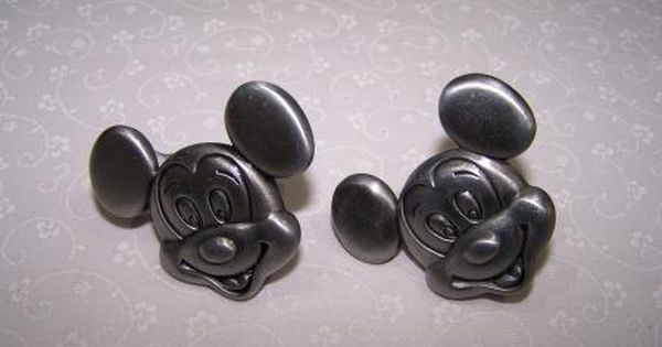 Disney Mickey Drawer Pulls Knobs Handles Pewter Finish