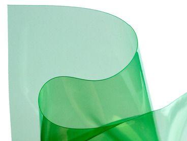 Semi Transparent Green Vinyl Fabric Vinyl Fabric Vinyl Neon Green