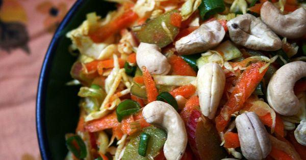 ... entrées ♥ | Pinterest | Coleslaw, Vegan Raw and Gluten Free Vegan