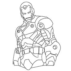 Printable Iron Man Coloring Pages Hulk Coloring Pages Avengers Coloring Pages Superhero Coloring Pages
