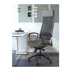 MARKUS Office chair, black Glose Robust black IKEA | Best
