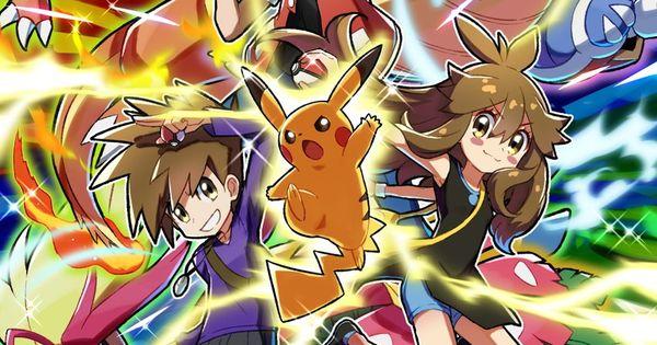 きんぎん On Twitter Pokemon Firered Pokemon Manga Pokemon