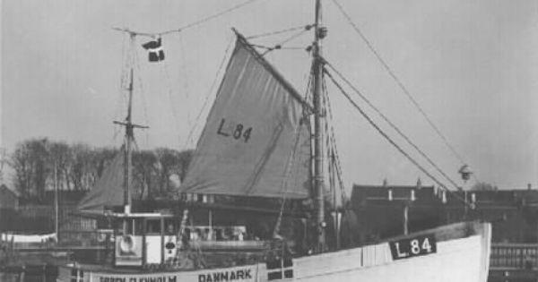 Fiskeskipper Laust M Ron Lemvig Denmark Danmark Billeder