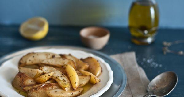 """Patates sto Fourno"""" aka Greek potato in the oven"""