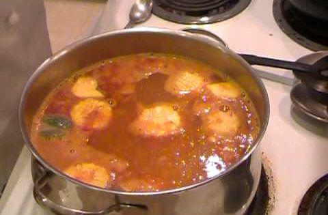37 Chupe De Camarones Video Recetas Peruanas Cocina Peruana Recetas Con Carne